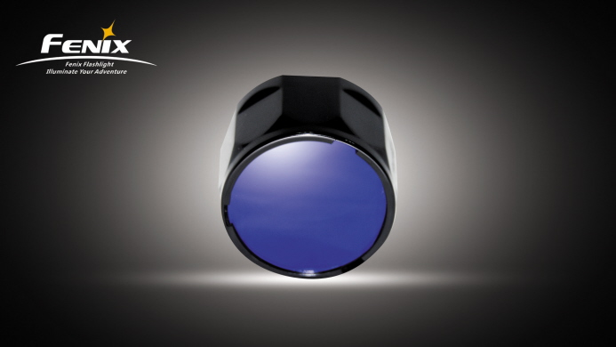 Fenix AOFL Blue Filter - TK22/LD41/RC15