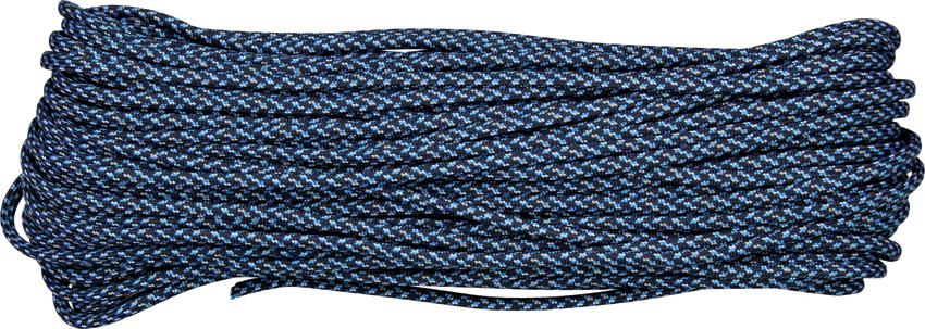 550 Paracord, 100Ft. - Blue Spec