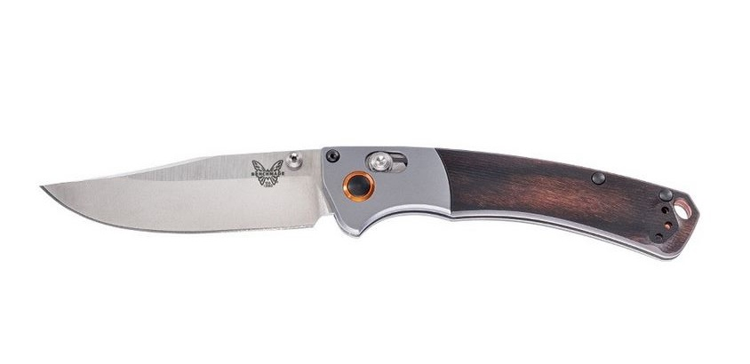 Benchmade 15085-2 Mini Crooked River S30V Dymonwood Folder (Online Only)