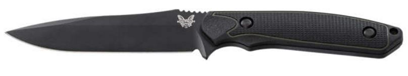 Benchmade 169BK Protagonist Drop Point