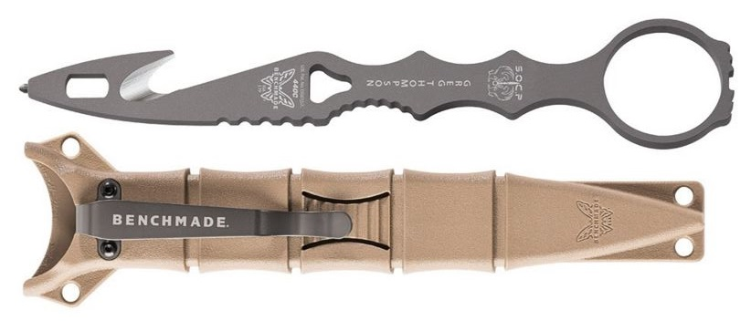 Benchmade SOCP Rescue Hook w/Glass Breaker 179GRYSN (Online Only)
