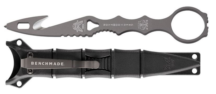 Benchmade 179GRY SOCP Rescue Hook w/Glass Breaker