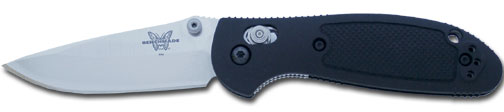 Benchmade Griptilian Mini S30V Drop Point Plain Edge 556-S30V (Online Only)