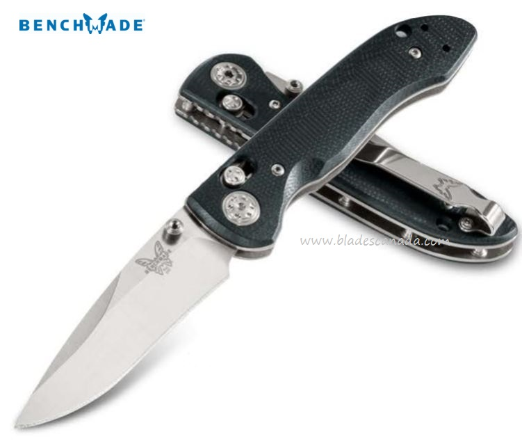 Benchmade Foray Folding Knife CPM-20CV 698