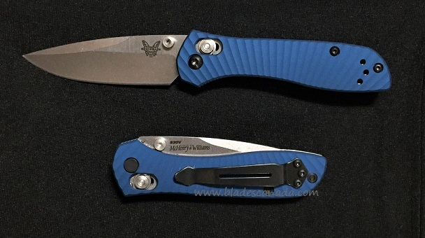 Benchmade 707-1701 Sequel Limited Edition Blue Sunburst