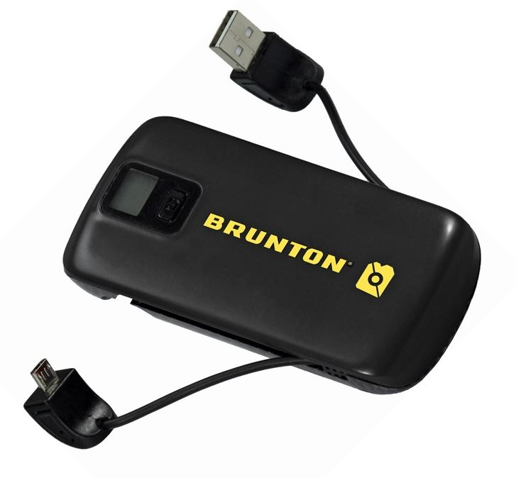 Brunton 91516 Go Anywhere Electronics Charger