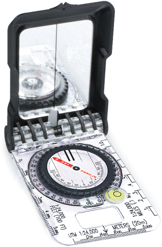 Brunton TruArc 15 Mirror Compass 91578
