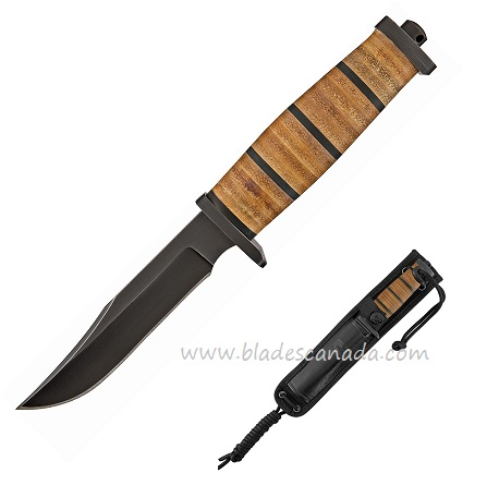 Buck Knives 0117BRS Brahma Fixed Blade - Small