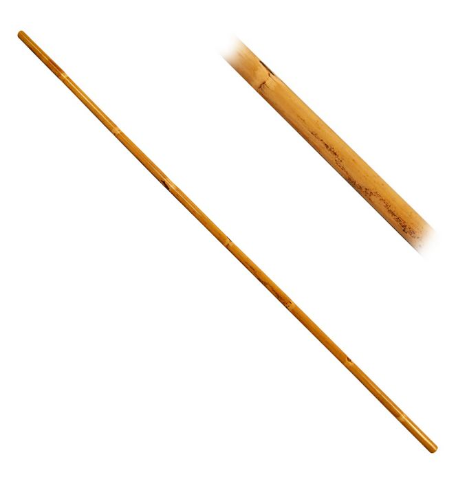 Rattan Bo Staff with Skin - 6Ft