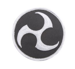 Okinawa Symbol Iron On Patch