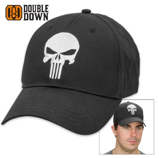 Black Legion Punisher Skull Cap