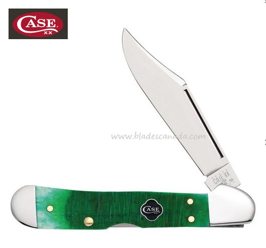 Case Clover Bone Sawcut Jig Mini Copperlock, CA23217 (Online Only)