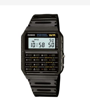 Casio Retro CA53W Databank Calculator Watch