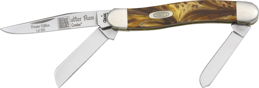 Case 9318BR Stockman - Butter Rum Corelon