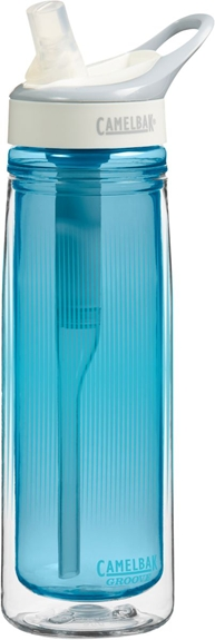 Camelbak Groove Insulated Bottle 600ml - Aqua [Clearance]