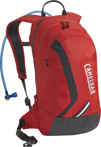Camelbak Blowfish - Racing Red/Charcoal