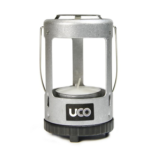 UCO Gear Mini Candle Lantern - Aluminum