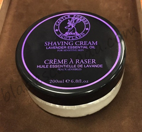 Castle Forbes Lavender Shaving Cream 200mL