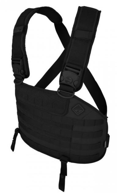 Hazard 4 Frontline MOLLE Chest Rig - Black