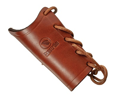 Casstrom Overstrike Leather Axe Guard