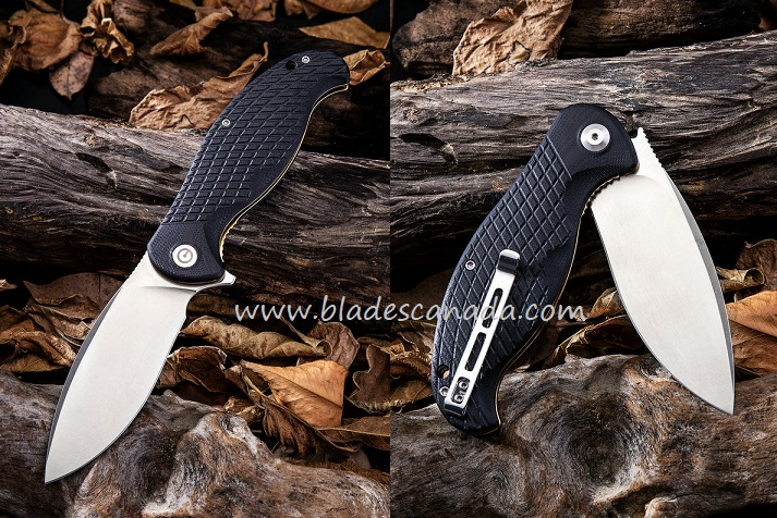CIVIVI C802C Naja Folder - Black G-10