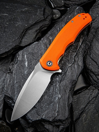 CIVIVI C803D Praxis - Orange G10 (Online Only)