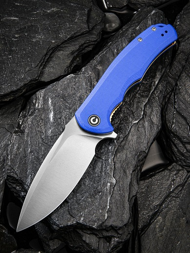 CIVIVI C803E Praxis - Blue G10 (Online Only)