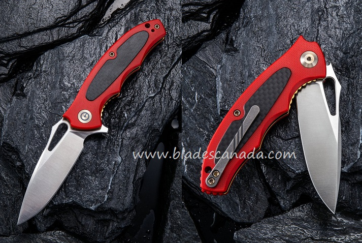 CIVIVI C806D Shard D2 - Red G10