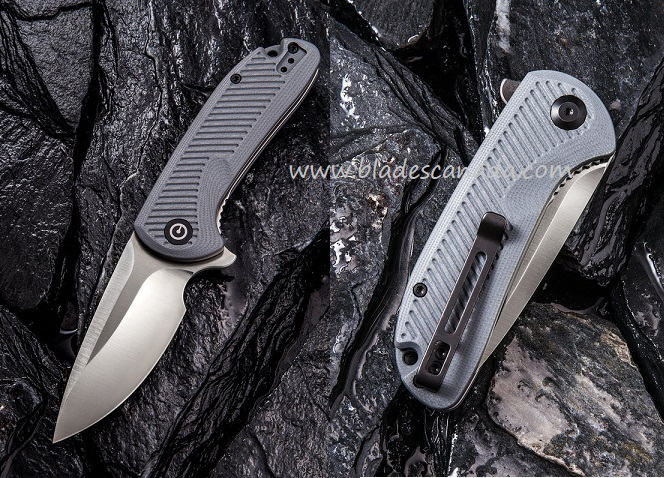 CIVIVI C906A Durus D2 - Grey G10