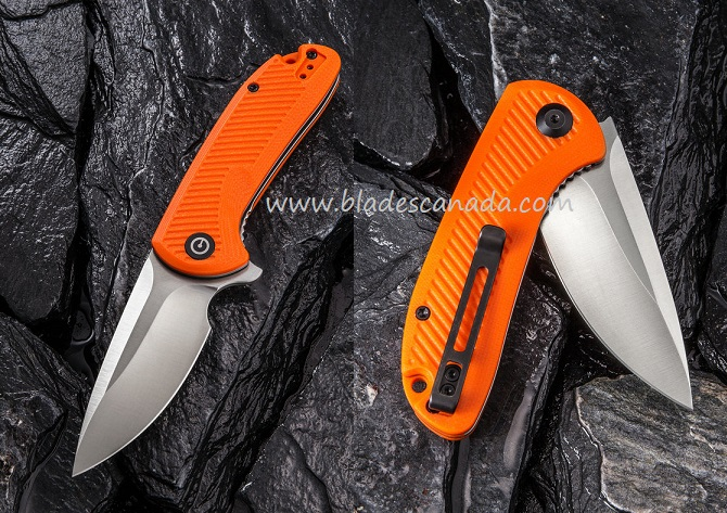 CIVIVI C906C Durus D2 - Orange G10