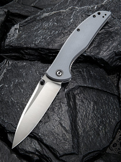 CIVIVI C911A Governor D2 - Grey G10 (Online Only)