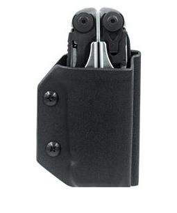 Clip & Carry Kydex Sheath for Leatherman Surge - Black