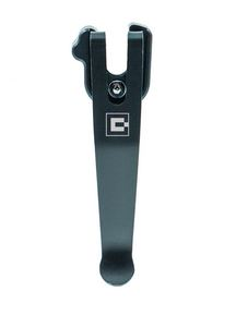 Clip & Carry SwissQlip Clip for Swiss Army - Black