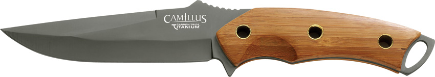 Camillus 18508 Fixed Blade w/ Nylon Sheath (Online Only)