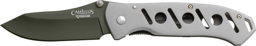 Camillus 18513 Wide Blade Folder (Online Only)