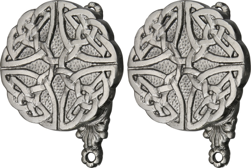 Celtic Sword and Weapon Holder (Set of 2)