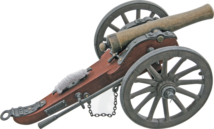 "CNM Confederate Cannon 12"" Replica"