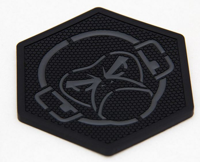 Mil-Spec Monkey Coaster - MSM Logo (2-Pack)