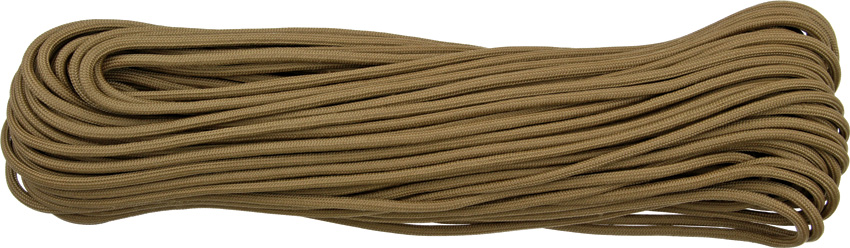 550 Paracord, 100Ft. - Coyote Brown