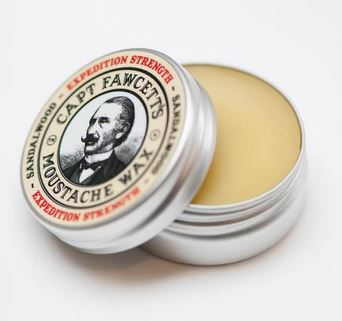 Captain Fawcett Expedition Strength Moustache Wax - 15mL