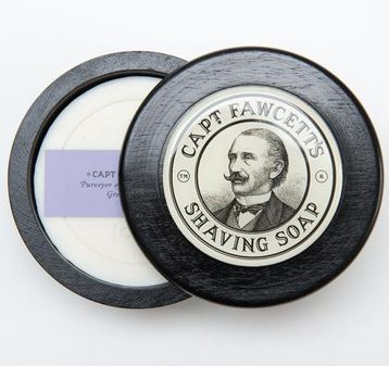 Captain Fawcett Luxurious Shaving Soap - 110g