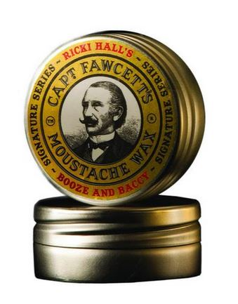 Captain Fawcett Ricki Hall Moustache Wax - 15ml