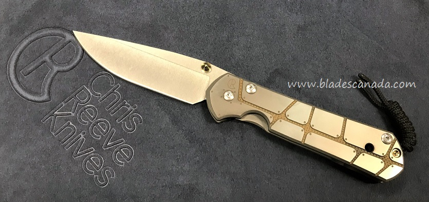 Chris Reeve Large Sebenza 21 - CGG Plated