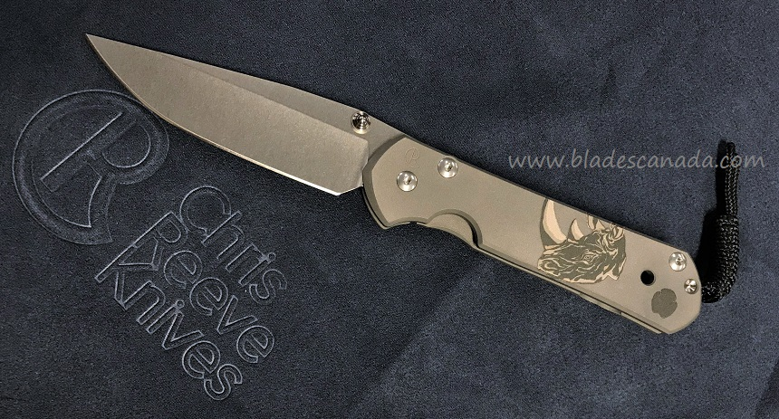 Chris Reeve Large Sebenza 21 - CGG Rhino