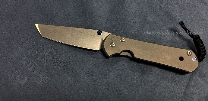 Chris Reeve Large Sebenza 21 Tanto