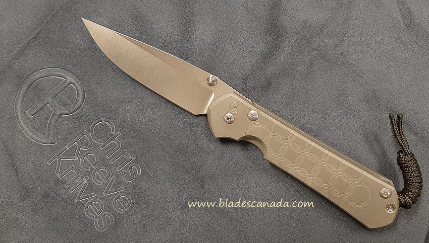 Chris Reeve Small Sebenza 31 CGG Chainmail