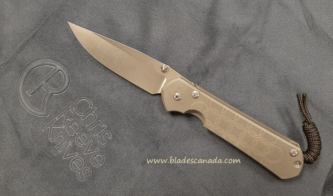 Chris Reeve Large Sebenza 31 CGG Chainmail