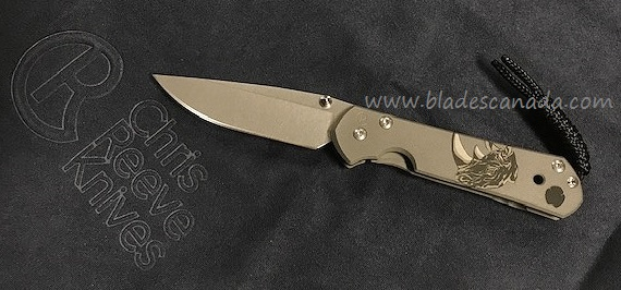Chris Reeve Small Sebenza 21 - CGG Rhino