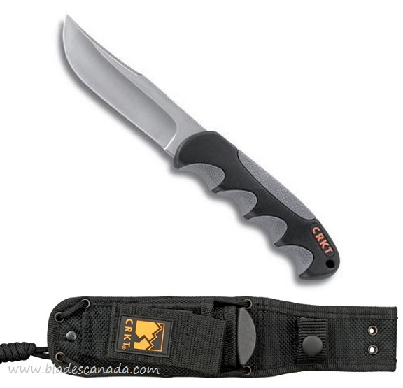CRKT Free Range Hunter Clip Point w/sheath 2040 (Online Only)