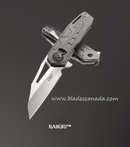 CRKT Raikiri Field Strip Folding Knife 5040